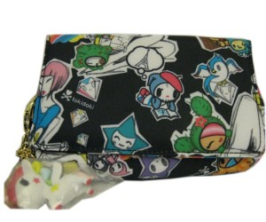 Fumetto Rosetto Tokidoki Cosmetic Bag