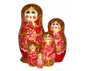 583 - Matriochka Poupées Russes