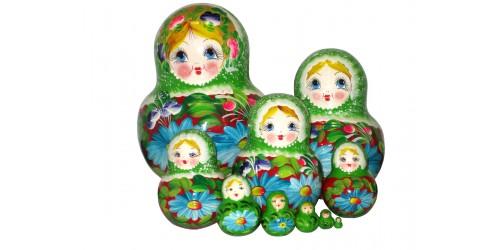 594 - Matriochka  Poupées Russes