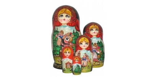 595 - Matriochka  Poupées Russes