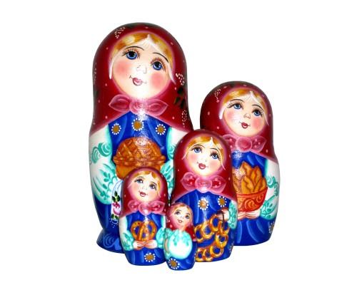 639 - Matriochka Poupée Russe