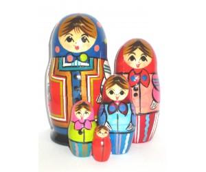 654 - Matriochka Poupées Russes