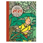Tintin Desk Agenda 2021 Save the Planet