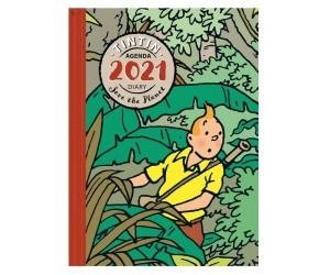 Agenda Tintin 2021 Save The Planet