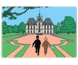 Aimant Tintin Moulinsart