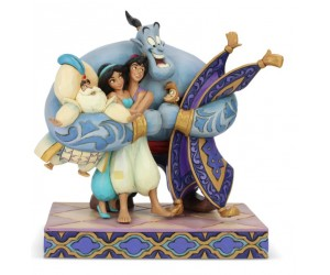 La Famille d'Aladdin Disney Tradition