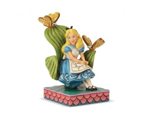 Alice au Pays des Merveilles Disney Tradition Jim Shore
