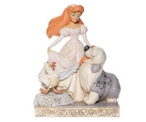 Ariel, Scuttle et Max Disney Tradition Jim Shore