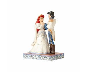 Ariel et Eric - Jim Shore Disney Traditions