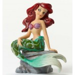 Ariel sur un Récif Jim Shore Disney Tradition