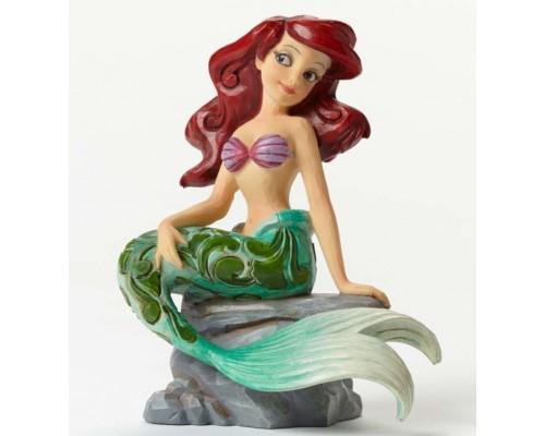 Ariel sur un Récif Jim Shore Disney Tradition