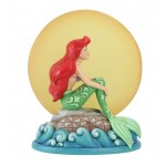Ariel Sitting on Rock by Moon Disney Tradition