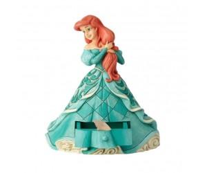 Ariel avec Tiroir à Secret Disney Tradition