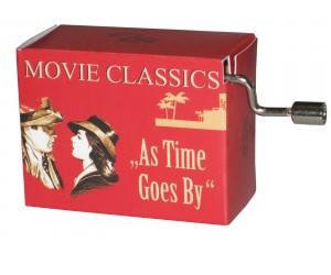 As Time Goes By #245 Herman Hupfeld - Handcrank Music Box