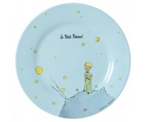 Assiette Bleue Le Petit Prince