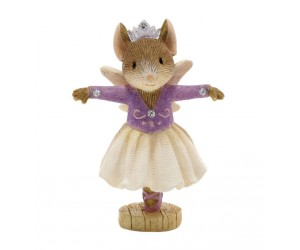 Ballerine Souris Tails with Heart