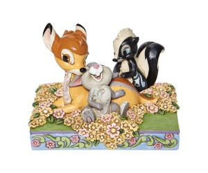 Bambi et ses Amis Jim Shore Disney Tradition