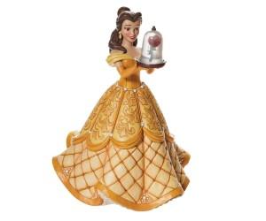 Belle Deluxe Jim Shore Disney Tradition