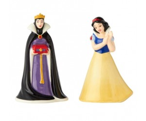 Snow White and the Evil Queen Salt and Pepper Shakers
