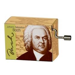 Bach #101 - Boîte à Musique à Manivelle