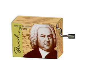 Air Bach #101 - Handcrank Music Box