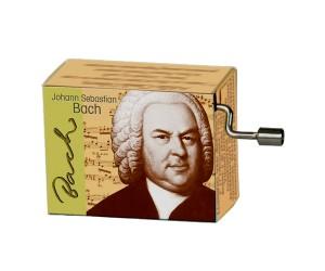 Air Bach #101 - Boîte à Musique à Manivelle