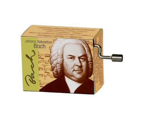 Air Bach #101 - Handcrank Music Box