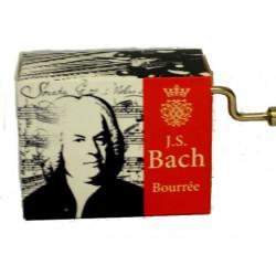 Bach #186 - Boîte à Musique à Manivelle