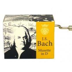 Bach #187 - Boîte à Musique à Manivelle