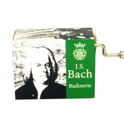 Bach #188 - Boîte à Musique à Manivelle