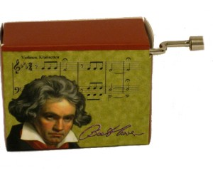 Beethoven #102 - Handcrank Music Box