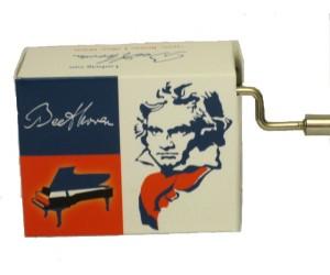 Beethoven #189 - Handcrank Music Box