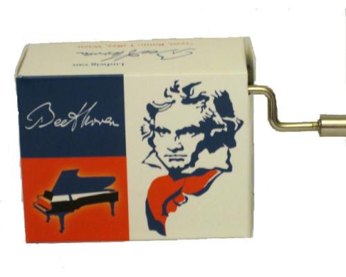 Beethoven #189 - Boîte à Musique à Manivelle