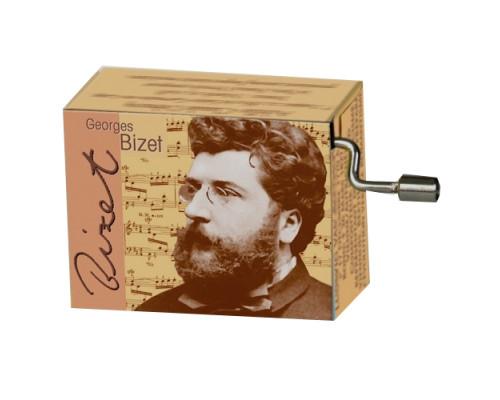 Bizet #106  - Boîte à Musique à Manivelle