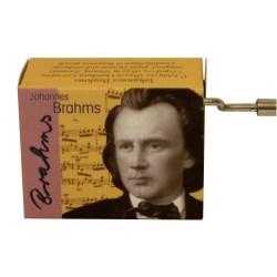 Brahms #111 - Boîte à Musique à Manivelle