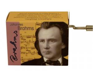 Brahms #111  - Handcrank Music Box