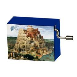 Bruegel #113 - Boîte à Musique à Manivelle
