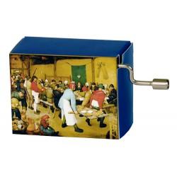 Bruegel #114 - Boîte à Musique à Manivelle