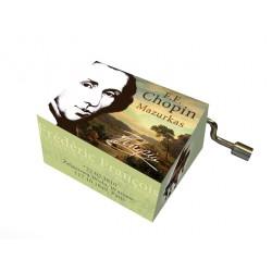 Chopin #123 - Boîte à Musique à Manivelle