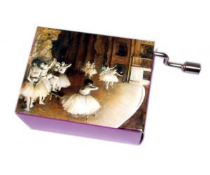 Degas #194 - Handcrank Music Box