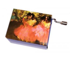 Degas #196 Handcrank Music Box