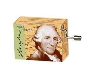Sérénade Haydn #130 - Boîte à Musique à Manivelle