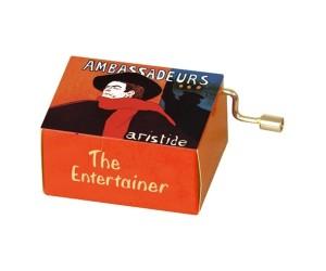 Entertainer Lautrec #137 - Boîte à Musique à Manivelle
