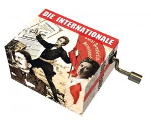 L'internationale #140 - Boîte à Musique à Manivelle