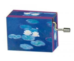 Monet #143 Boîte à Musique à Manivelle