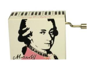 Mozart #183 - Boîte à Musique à Manivelle