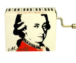 Mozart #184 - Boîte à Musique à Manivelle