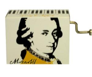Mozart #185 - Boîte à Musique à Manivelle
