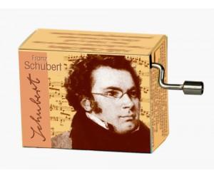 Ave Maria Schubert #163 - Handcrank Music Box