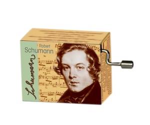 Rêverie Schumann #164 - Boîte à Musique à Manivelle